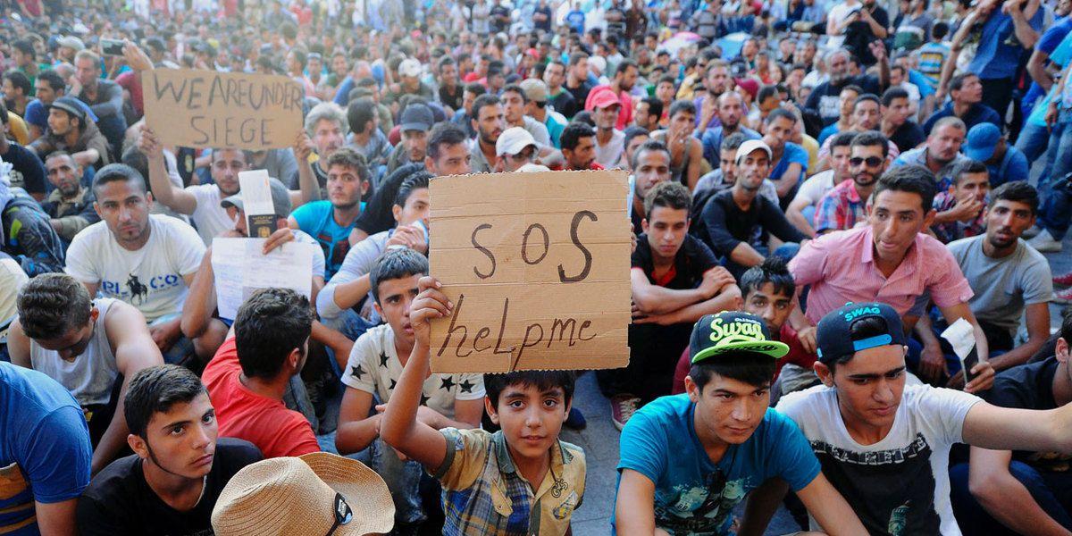 Proposition du PCF 06 : accueillir dignement les réfugiés