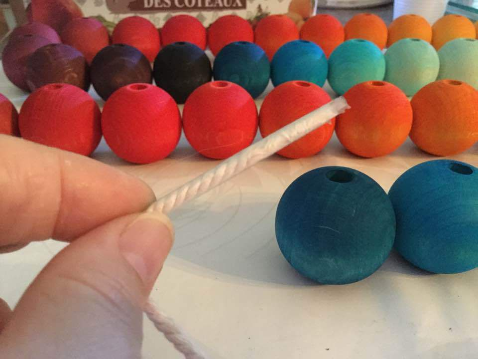 chaînes temporelles Montessori