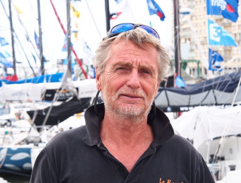 Bernard Duval, directeur de course du Record SNSM