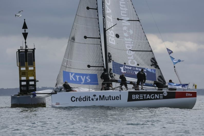 Tour de France à la Voile - photos : JM Liot