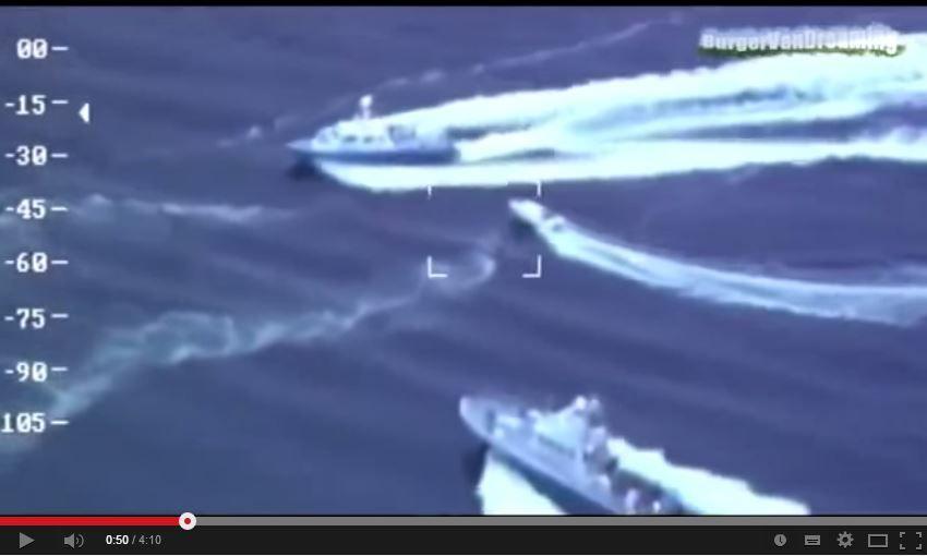 VIDEO - rodéo nautique entre la police suédoise et des voleurs de bateaux