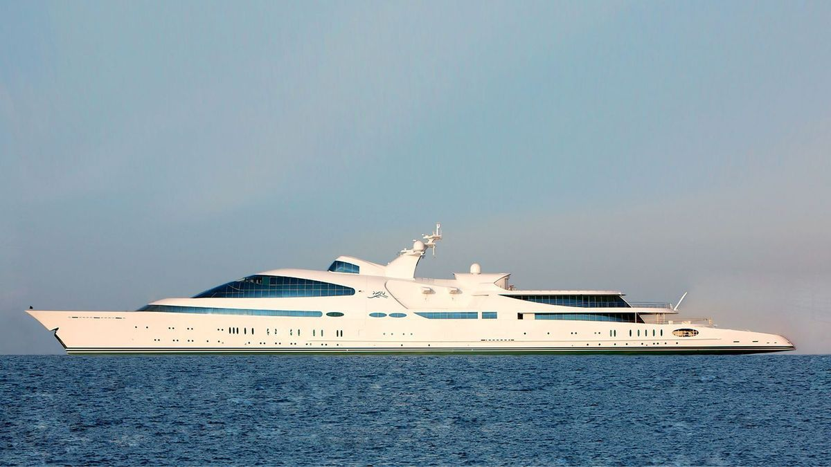 Le TOP 10 des plus grands yachts du monde
