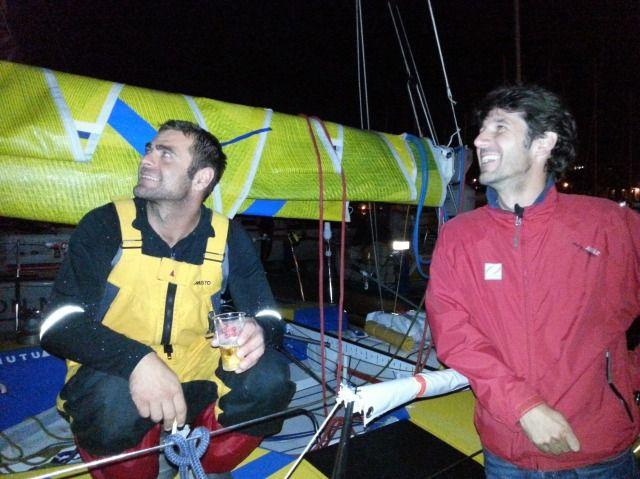 Annuaire des skippers - Damien Guillou
