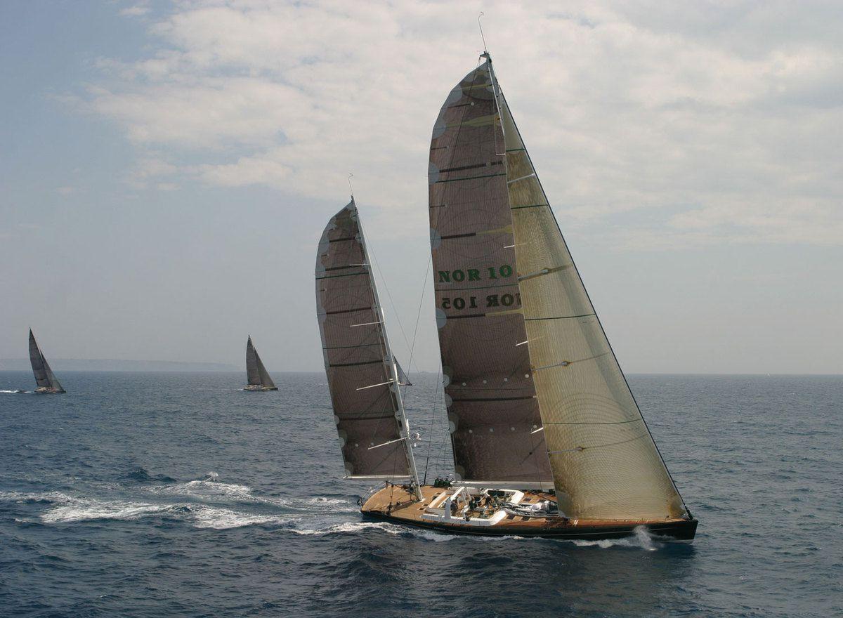 Le TOP 10 des plus grands voiliers de chez Wally