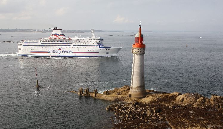 Photos - Brittany Ferries - M. Mochet pour la seconde