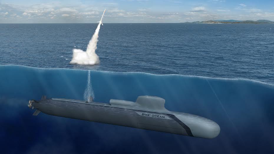 VIDEO - DCNS présente le plus gros sous-marin conventionnel européen
