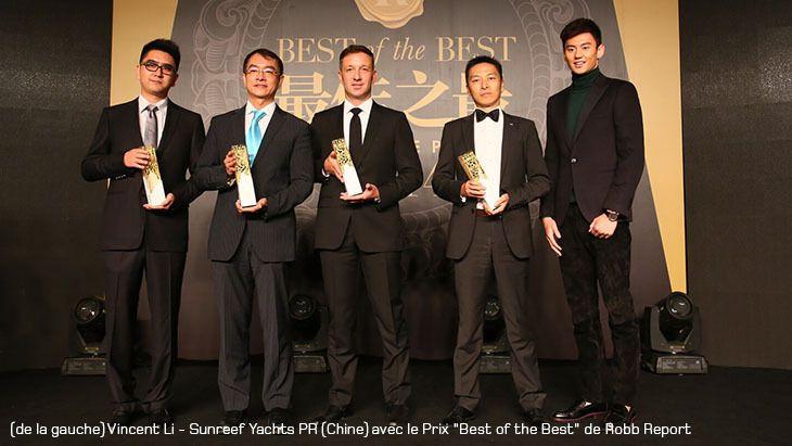 Yacht - le Sunreef 156 Ultimate désigné meilleur voilier de luxe du marché chinois