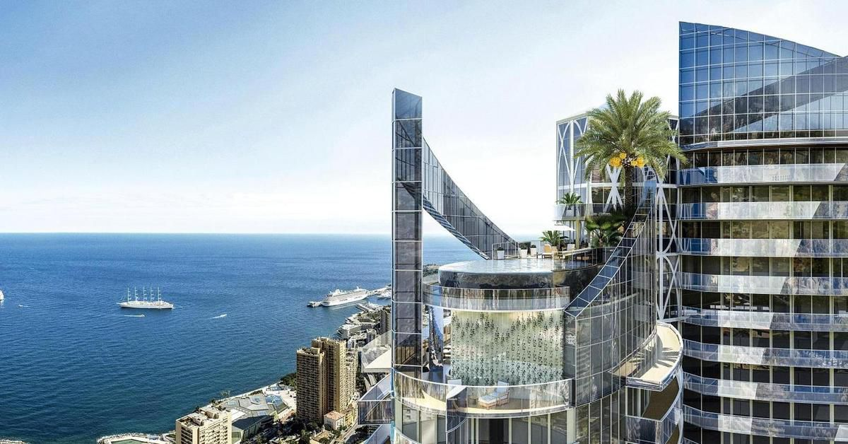 5 photos de l 39 appartement le plus cher du monde monaco - Appartement le plus cher monaco ...