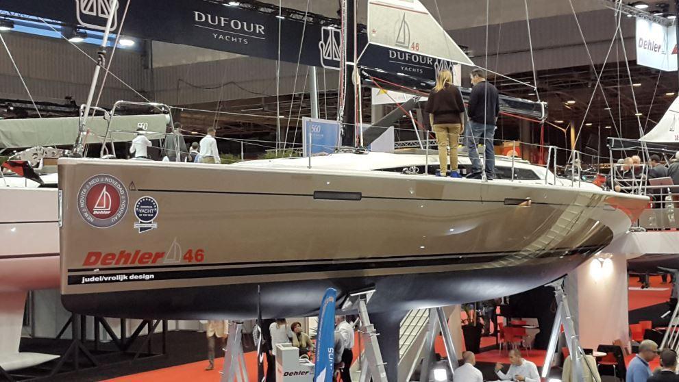 Les Directs du Nautic 2014 - les 15 nouveaux voiliers à ne pas manquer, en photos (2/3)