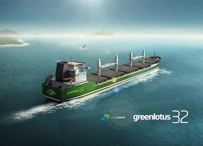 Maritime - 5 concepts de bateaux de commerce qui ont fait l'actualité en 2014