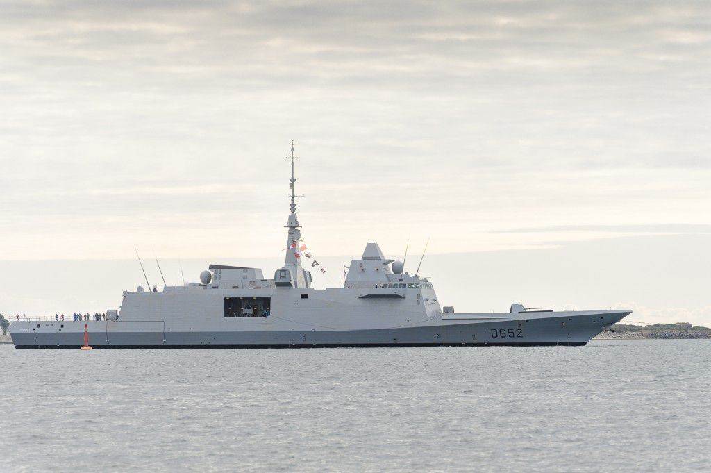La France va vendre ses navires militaires... pour les relouer !