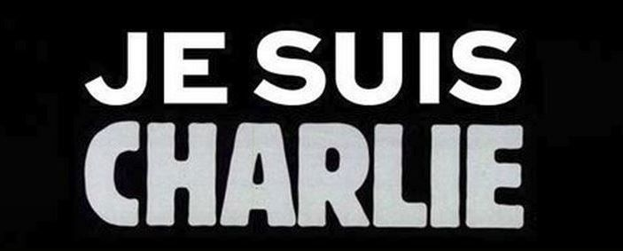 EDITORIAL - nous sommes tous Charlie, demain aussi
