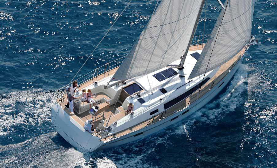 European Yacht of the Year 2015 - le Bavaria 46, voilier familial de l'année