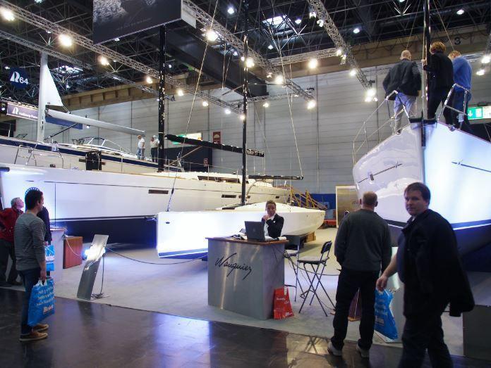 Les Directs du Boot - Wauquiez : première réaction à l'élection du Centurion 57 comme voilier de luxe de l'année