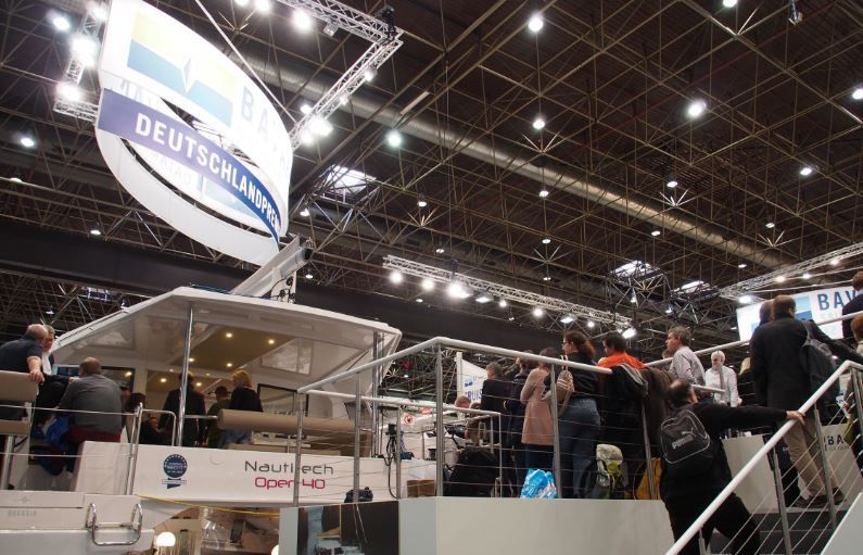 Boot 2015 - 15 catamarans Nautitech 40 Open vendus sur le salon
