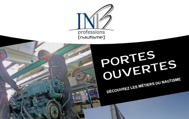 Découvrir les métiers du nautisme, les 6 et 7 mars à l'INB de Concarneau (29)