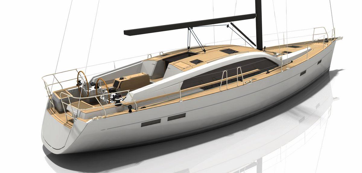 Le nouveau voilier Wauquiez Pilot Saloon 48 présenté par son architecte