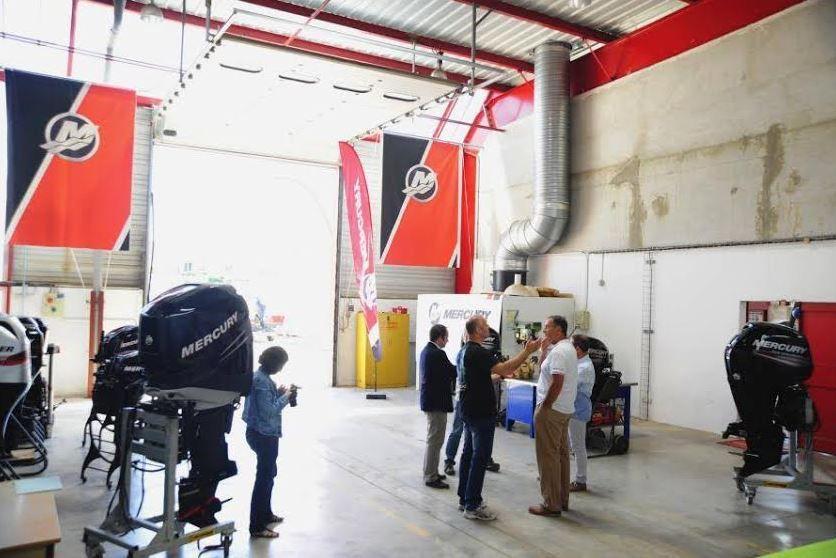 Mercury Marine inaugure un nouveau centre de formation à Six-Fours-Les-Plages (83)