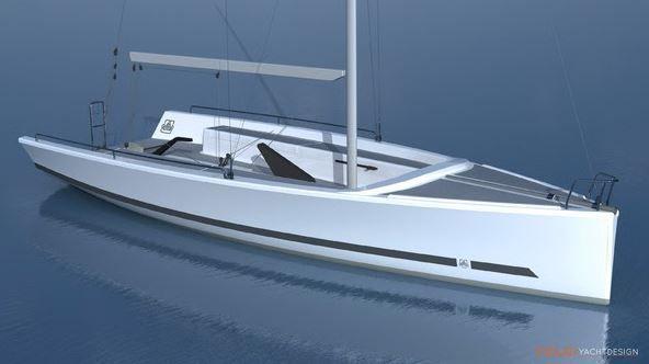 SCOOP - Dufour annonce le lancement d'un voilier day sailer de 7m, le Drakkar 24