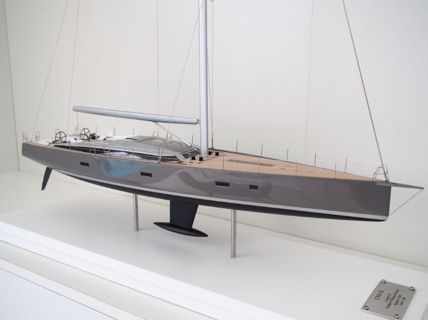 Scoop Yachting Festival - CNB annonce un voilier de 92 pieds, le CNB 92