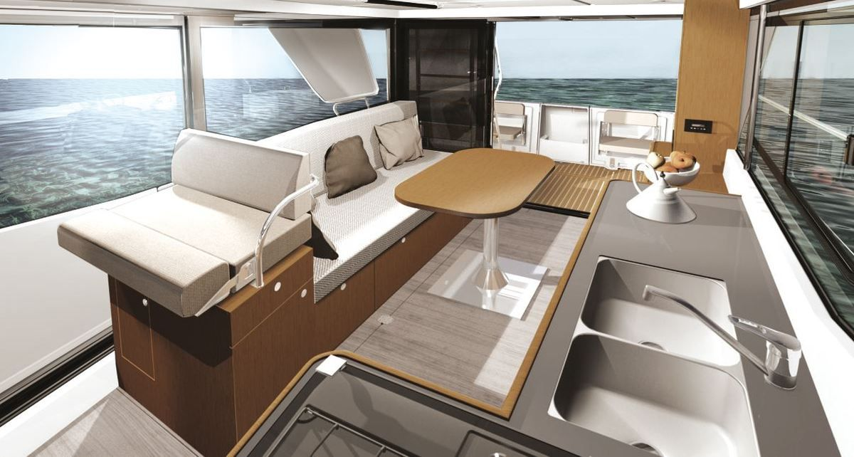 Scoop Yachting Festival - Bénéteau annonce le Swift Trawler 30