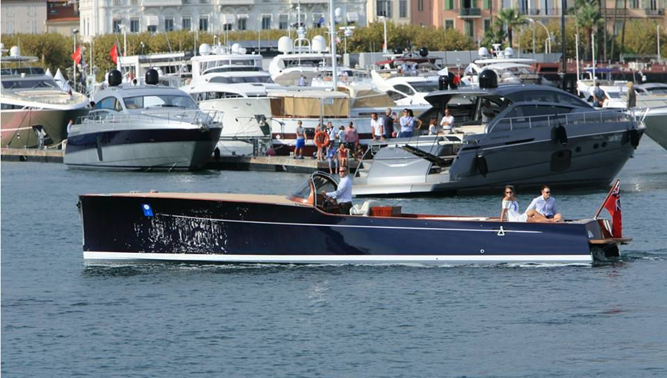 Spirit Yachts - Spirit 40 Coupe (2015)