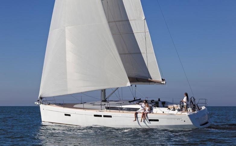 Sun Odyssey 479, le croiseur hauturier, selon Jeanneau