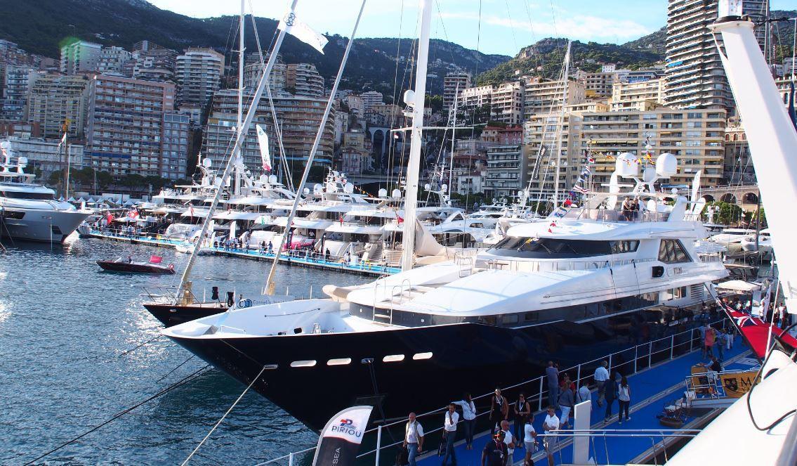 Monaco Yacht Show - 3 milliards d'euros sous le soleil de Monaco