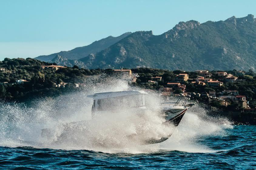 Photo reportage - les 2 premières étapes du Barracuda Raid Corsica 2015