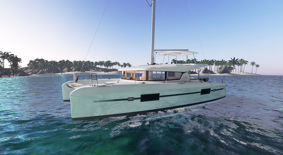 New : Lagoon announces the new Lagoon 42 for Düsseldorf