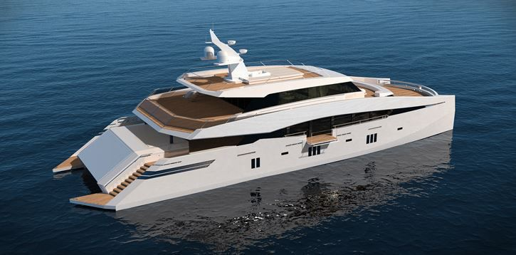 Sunreef Shipyard announces a nex motoryacht, the 150 Sunreef Power