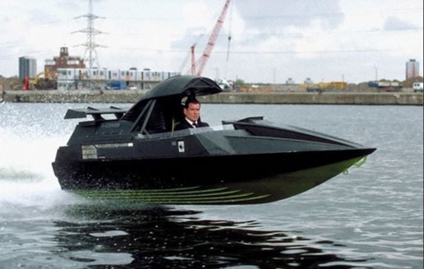 VIDEO - James Bond, le TOP 5 des bateaux de l'agent 007