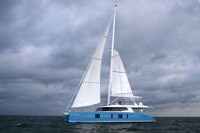 Pourquoi si peu de voiles à enrouleurs sur les catamarans de plaisance ?