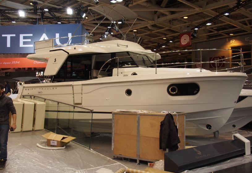 Le nouveau Swift Trawler 30 de Bénéteau