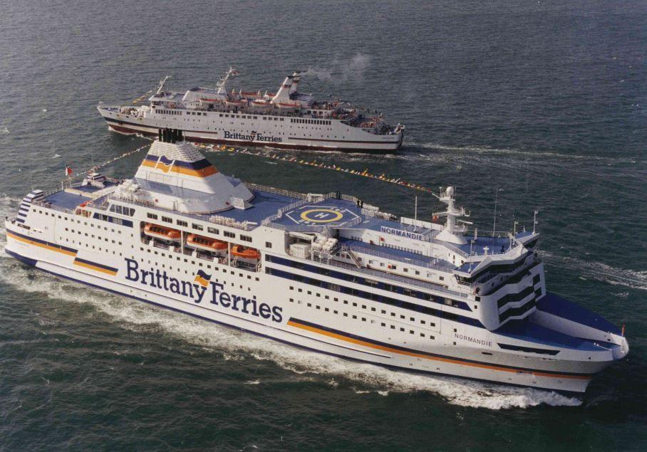 La compagnie Bittany Ferries remporte le 3e Trophée Charte Bleue