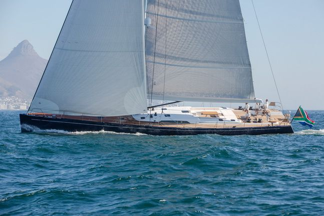 Yachting - le TOP 10 des plus grands voiliers mis à l'eau en 2015