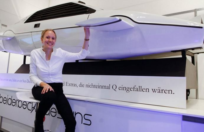Les Directs du Boot - la Lotus sous-marin de James Bond à Düsseldorf