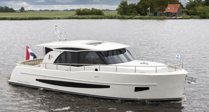 Boarncruiser 1200 Elegance, European Power Boat of the Year 2016