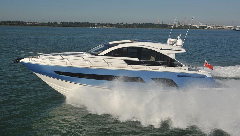 Les Directs du Boot - les yachts Fairline sauvés par de mystérieux investisseurs russes