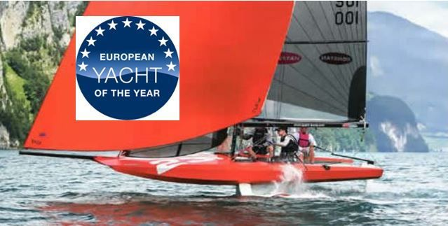 Quant 23, European Yacht of the Year 2016