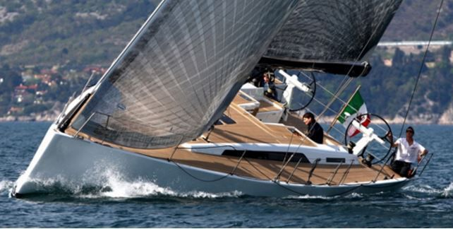 Solaris 50, European Yacht of the Year 2016