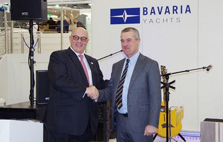 Les Directs du Boot - Ca bouge dans les moteurs hybrides pour Bavaria