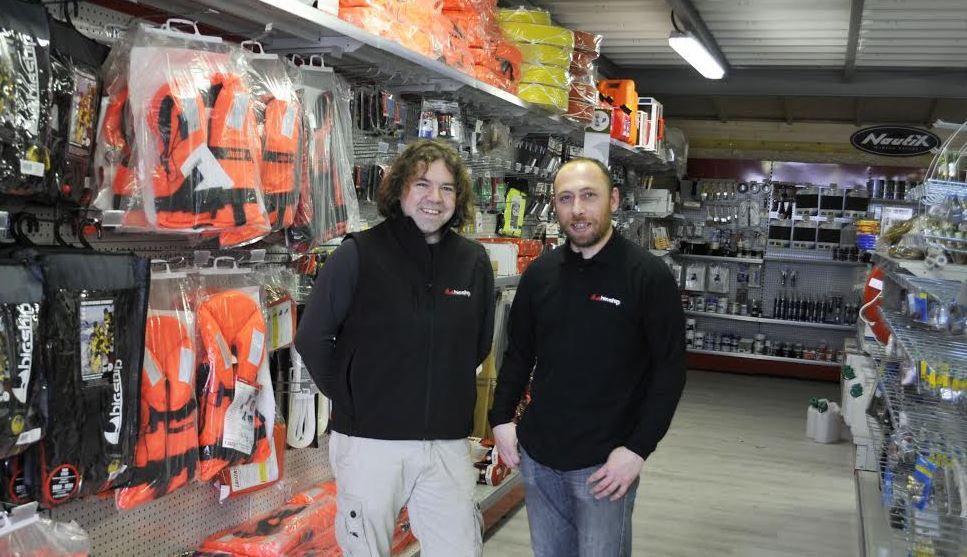 Un nouveau point de vente Bigship à Nantes (44)