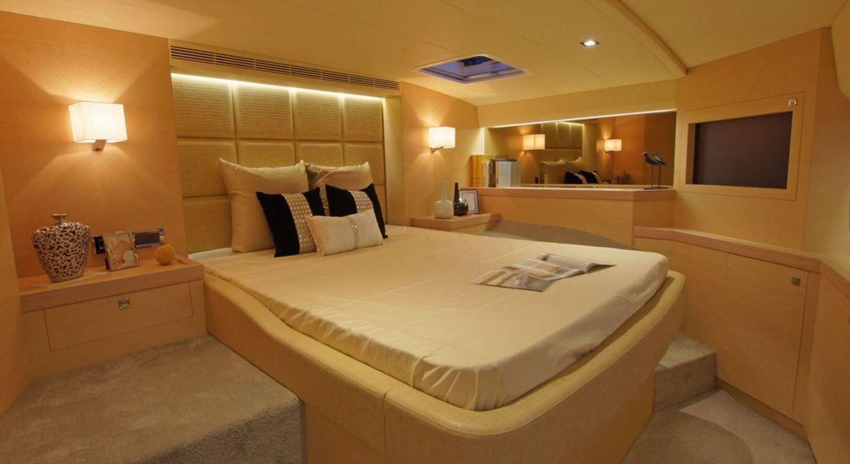 VIDEO - à la découverte du motoryacht catamaran Horizon PC52