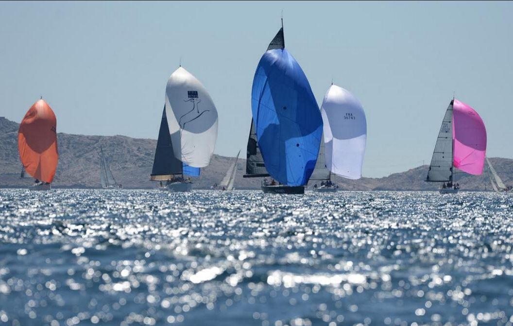 Final de rêve pour les 600 régatiers de la 35e Massilia Cup