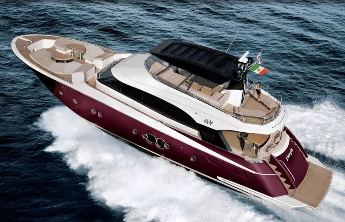 Le tennisman Rafael Nadal s'offre un yacht MCY 76 de chez Monte Carlo Yachts