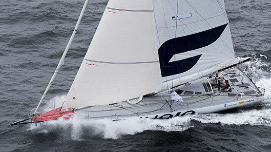 The Transat Bakerly - le skipper Richard Tolkien abandonne son Imoca 60