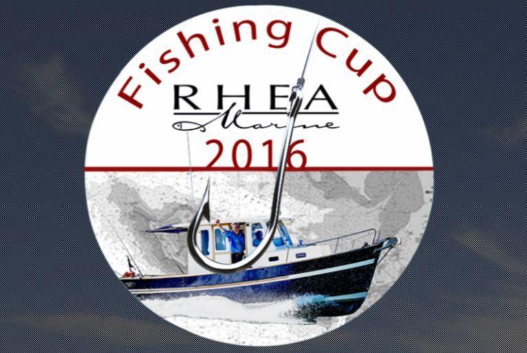 Le 18 Juin, La Rochelle accueille la Rhéa Fishing Cup 2016 de Rhéa Marine