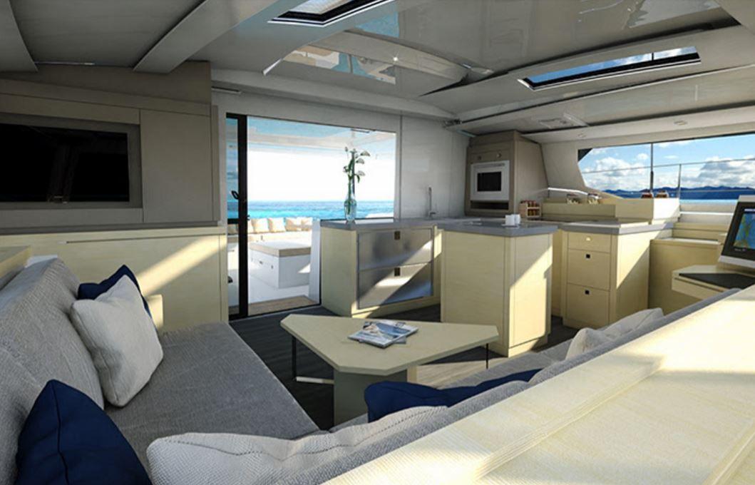 SCOOP VIDEO - Fountaine-Pajot complète ses catamarans d'un modèle de 47 pieds