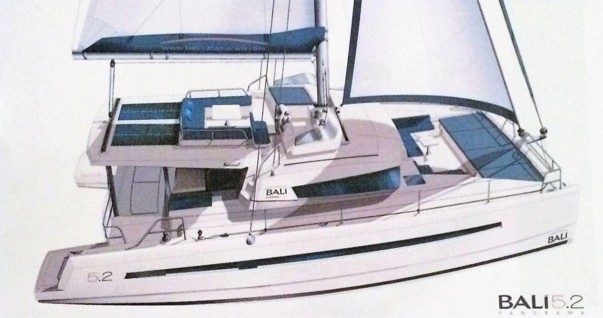 SCOOP - Bali 5.2, le catamaran que personne n'attendait